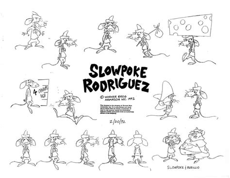 slowpoke rodriguez looney tunes wiki fandom powered