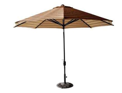 a u9 a u11 stripe umbrella 9ft or 11 ft available