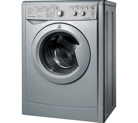 Buy Indesit Ecotime Iwsc61251s Washing Machine Silver