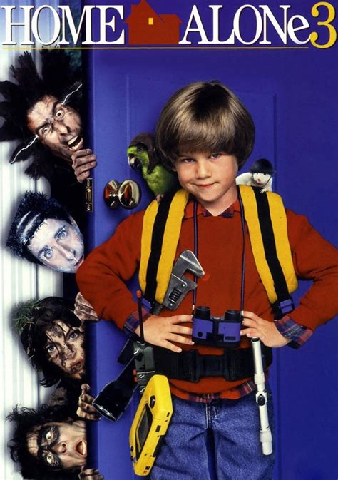 Home Alone 3  Movie Where To Watch Streaming Online