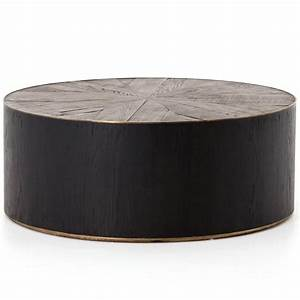 best 25 drum coffee table ideas on pinterest coffee and With black drum coffee table
