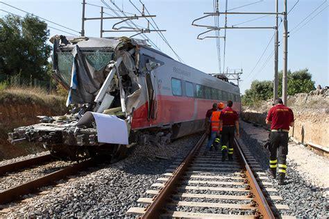 Imprese Edili Svizzere by Incidente Ferroviario Stazione Di Cisternino Fasano Le Foto