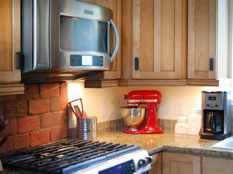 Easy Undercabinet Kitchen Lighting  Hgtv