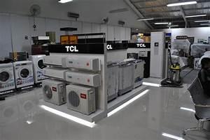 Interior for electronic store displays Interior Design Jasa