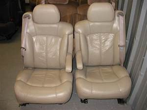 2004 Chevy Tahoe Seat Parts
