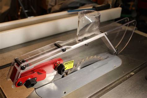 table saw splitters and blade covers shark guard table saw blade guards with dust collection