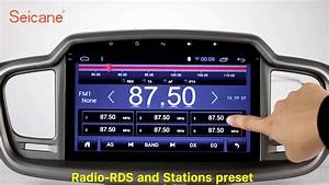 Aftermarket Sat Nav 2015 Kia Sorento Radio Gps Stereo