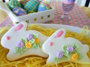 My Cookie Clinic: BUNNY COOKIES/ Do I See Chocolate?