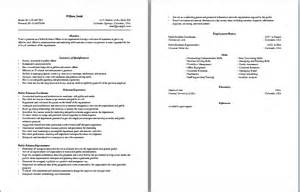 sle creative resume templates public relations resume exles for entry level