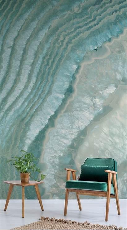 Wall Living Modern Murals Designs Agate Muralswallpaper