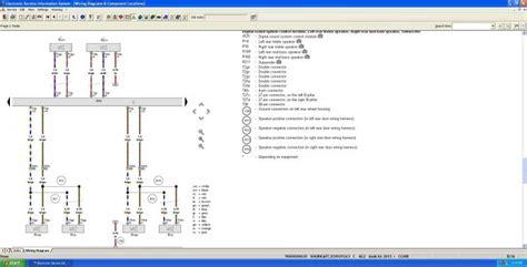 bose wiring diagram audiworld