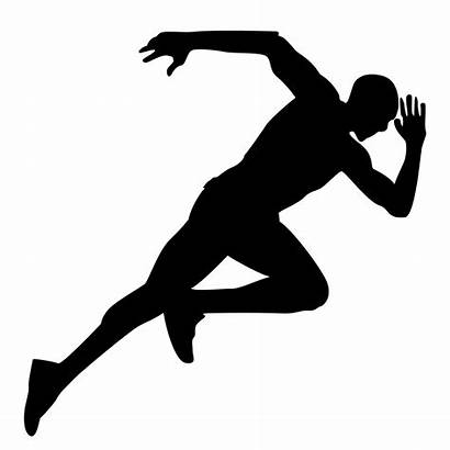 Guy Speed Slow Athletic Assessment Running Icon