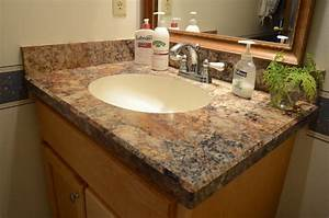 bathroom countertops laminate design decoration With what kind of paint to use on kitchen cabinets for hanging candle holders uk