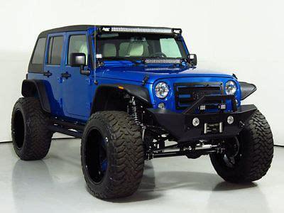 bulletproof jeep 2016 jeep wrangler sema custom 6in bulletproof lift 24in