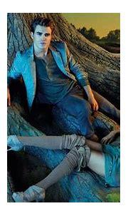 Damon Salvatore Stefan Salvatore Elena Gilbert Are Leaning ...
