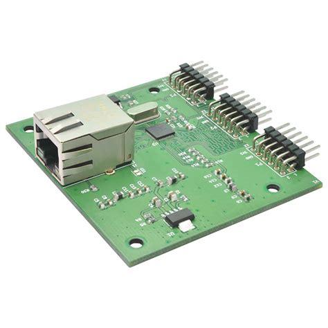 rtle gigabit ethernet expansion module numato lab