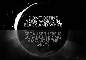 black, life, quotes, white - image #421367 on Favim.com
