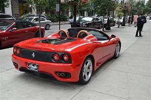 2001 Ferrari 360 Spider Spider Stock   B382a For Sale Near