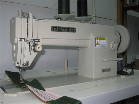 industrial light weight to canvas curtain sewing machine