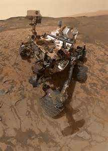Images From Mars Rover Curiosity