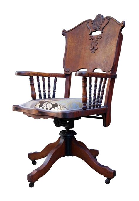 wild west antique desk chair kelly swallow bespoke chairs