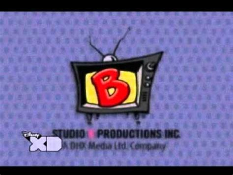 Jetix Europestudio B Productions, Incytv (2008) Youtube