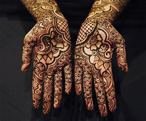 Muslim Mehndi Designs: 14 Best Designs You'll Fall In Love ...