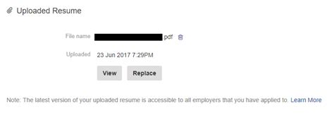 Upload Resume Jobstreet Indonesia by The Most Important Thing When Applying For Government Jobstreet Philippines