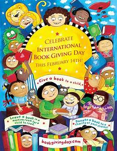 International Book Giving Day 2013 Poster | International ...