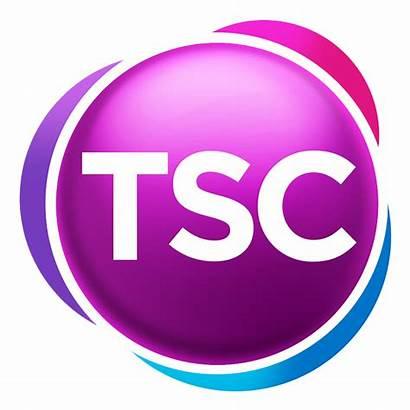Tsc Logonoid Channel Shopping Signage Digital Logos