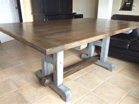 Ana White   Reclaimed wood dining table   DIY Projects