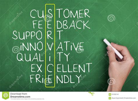 Customer Support Service Stock Photo  Image 51532141
