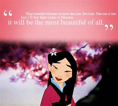 Disney Quotes Princess Mulan Quote Fan Fanpop