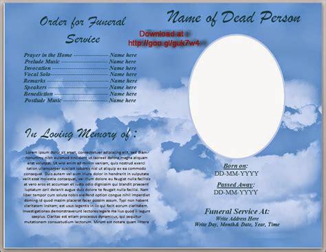 free funeral program template microsoft word funeral program template search results calendar 2015
