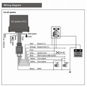 12  Yamaha Motorcycle Alarm System Diagramyamaha