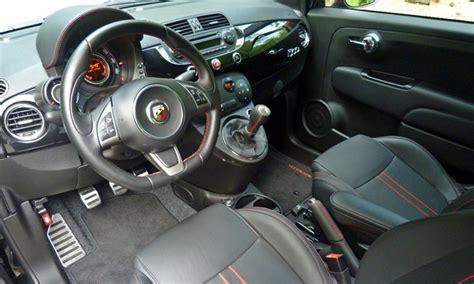 Fiat 500 Abarth Interior Photos  Psoriasisgurucom