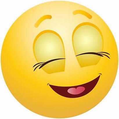 Emoji Clipart Clip Emoticon Pleased Happy Info