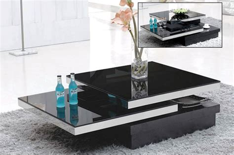 table spinning center designs swivel top coffee table coffee end tables modern