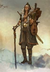 185 best Bard Characters images on Pinterest   Character ...