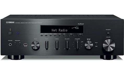 yamaha rn 602 yamaha r n602 network stereo receiver with wi fi 174 bluetooth 174 and musiccast at crutchfield