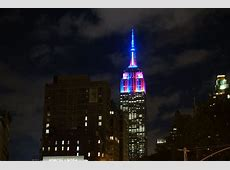 The Empire State Building turns Blaugrana Foto 1 de 11