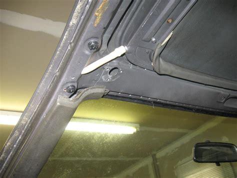 front sunroof drain tube location rennlist porsche