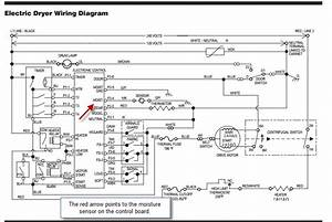 Electric Dryer Wiring Diagram