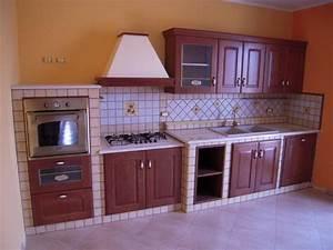 Cucina in Muratura Trapani Cu Ce Mur Cucine in