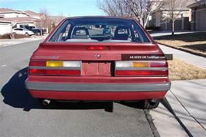 1986 Ford Mustang Gt Hatchback 2