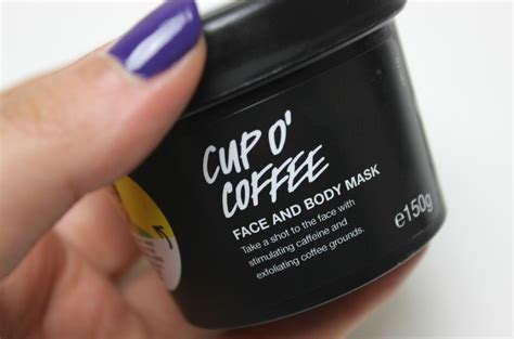 As an absolute coffee addict, i had to try the lush cup o'coffee face and body mask. Lush Cup O' Coffee Face and Body Mask | Tattooed Tealady