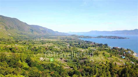 stock of lake toba and samosir island landscape sumatera travellersid