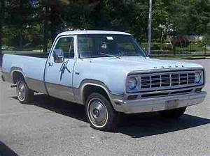 Find Used 1976 Dodge 100 Pick Up Truck In Silver Spring