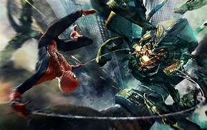 Amazing Spider Man Boss Fight Wallpapers HD Wallpapers