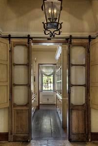 TC Interiors - Entry/Hallway Love these tall thin doors